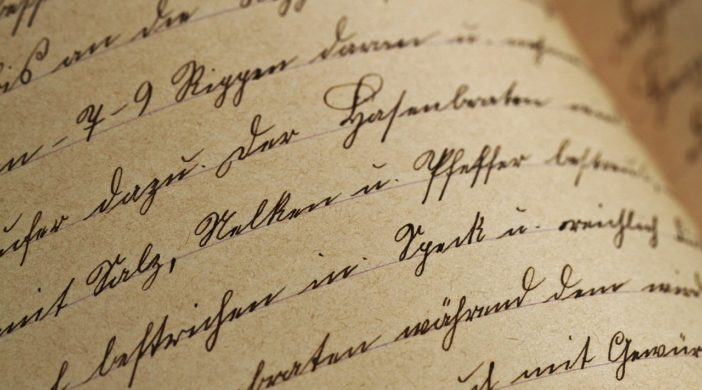 Notaio per pubblicazione testamento olografo