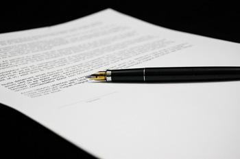 Testamento pubblico: atto di successione testamentaria